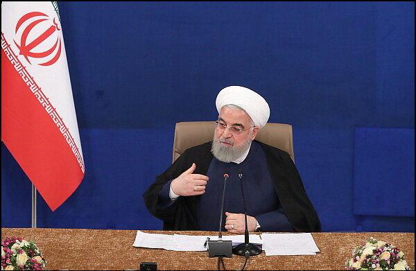 روحانی: تا پایان دولت همه روستاهای کشور برق دار میشوند