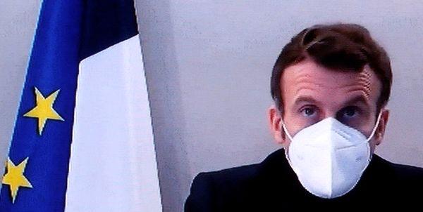 درخواست رئیسجمهور فرانسه از آمریکا برای رفع محدودیت صادرات واکسن کرونا