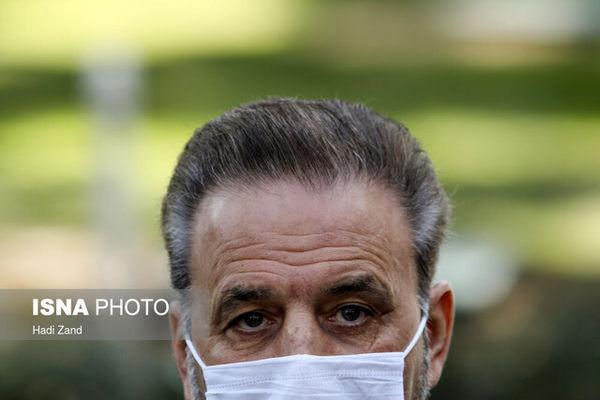 محمود واعظی به قرنطینه رفت