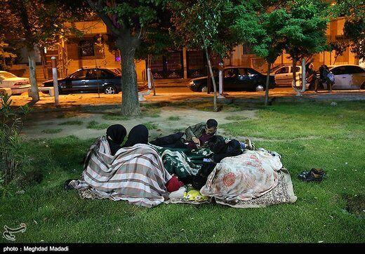 خطر زلزله در تهران هنوز رفع نشده است/ تهرانیها آماده باشند