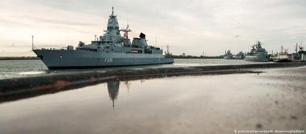 ترکیه مانع از بازرسی یک کشتی مشکوک توسط سربازان آلمان شد