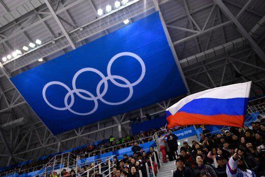 روسیه از المپیک محروم شد