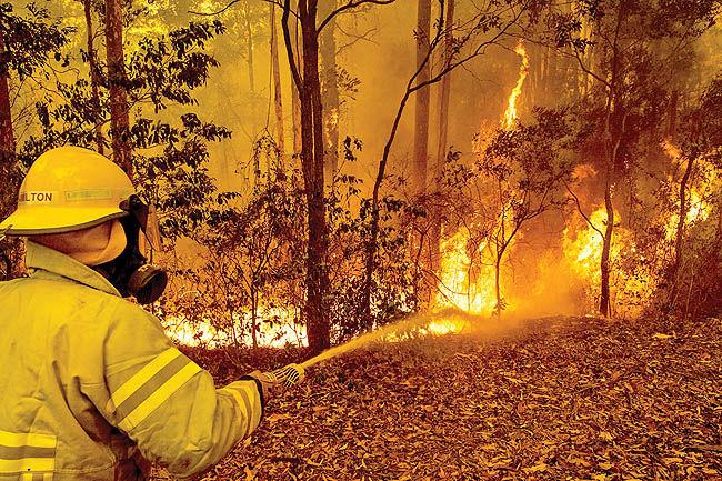 استرالیا در جهنم