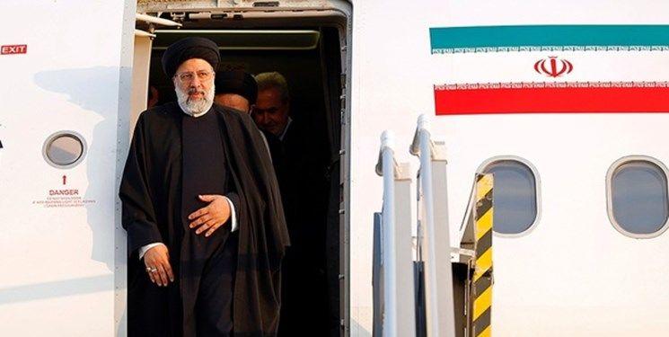 رئیس جمهور ایران وارد تاجیکستان شد