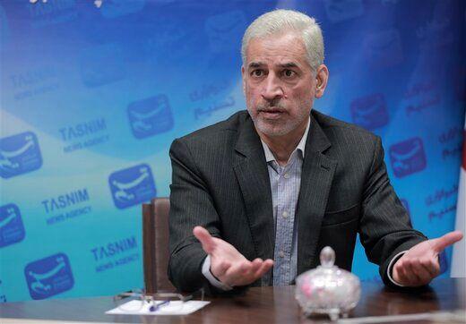 وزیر دولت سابق: گزینه احمدی نژاد نیستم