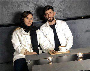 پای اولین زن و شوهر ایرانی به فوتبال اروپا باز شد