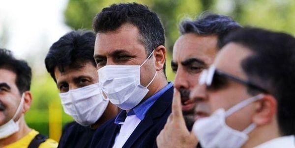 امیری: محمود فکری متوجه اشتباه خودش خواهد شد