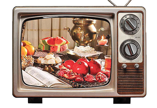 سفرههای یلدایی تلویزیون