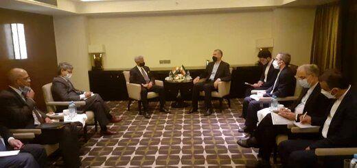 جزئیات دیدار امیرعبداللهیان با وزیرخارجه هند