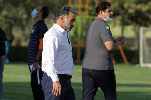 محمود فکری استعفا داد