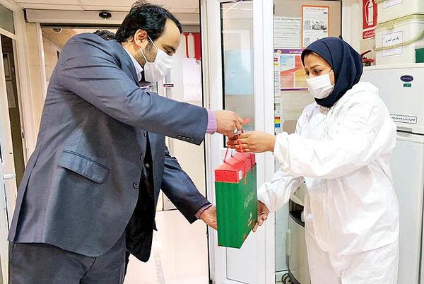 اپلیکیشن 724 از پرستاران و کادر درمان تقدیر کرد