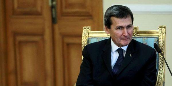 ترکمنستان ترور شهید «فخری زاده» را محکوم کرد