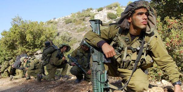 برگزاری رزمایش از سوی ارتش صهیونیستی در اطراف غزه