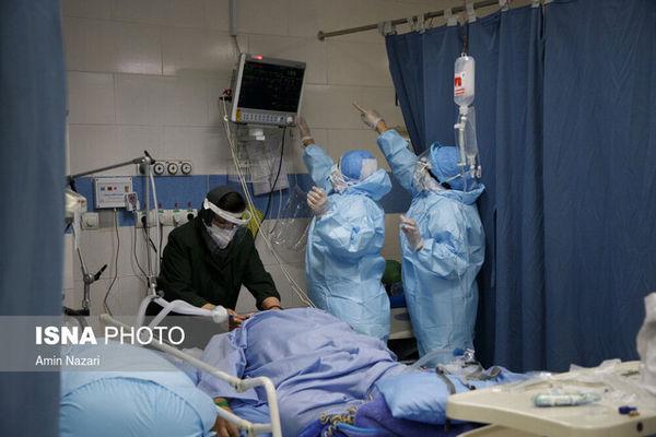 وضعیت کرونا در اهواز بحرانی شد/ نگهداری بیماران در اورژانس!