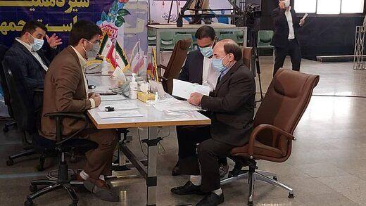 وزیر احمدینژاد در انتخابات ریاستجمهوری ثبتنام کرد