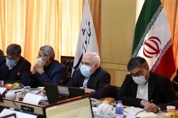 روایت عمویی از حضور ظریف در مجلس برای توضیح درباره فایل صوتی