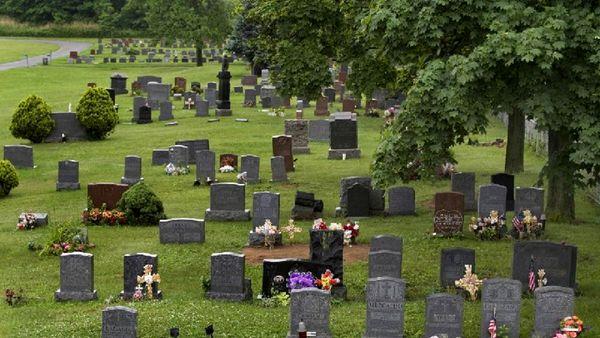 دستگیری سارقان بقایای مردگان از قبرستان