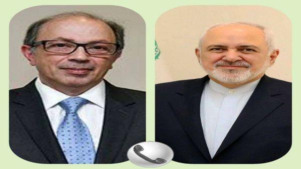 گفتوگوی تلفنی وزرای امور خارجه ایران و ارمنستان