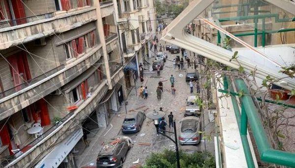 شباهت انفجار بزرگ لبنان به بمباران اتمی هیروشیما و ناکازاکی