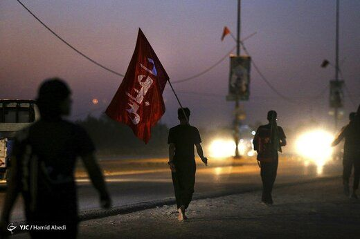 مرز مهران برای بازگشت زائران ایرانی باز شد