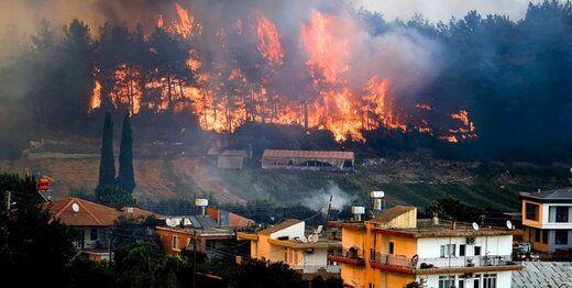 عامل آتشسوزی عظیم ترکیه مشخص شد