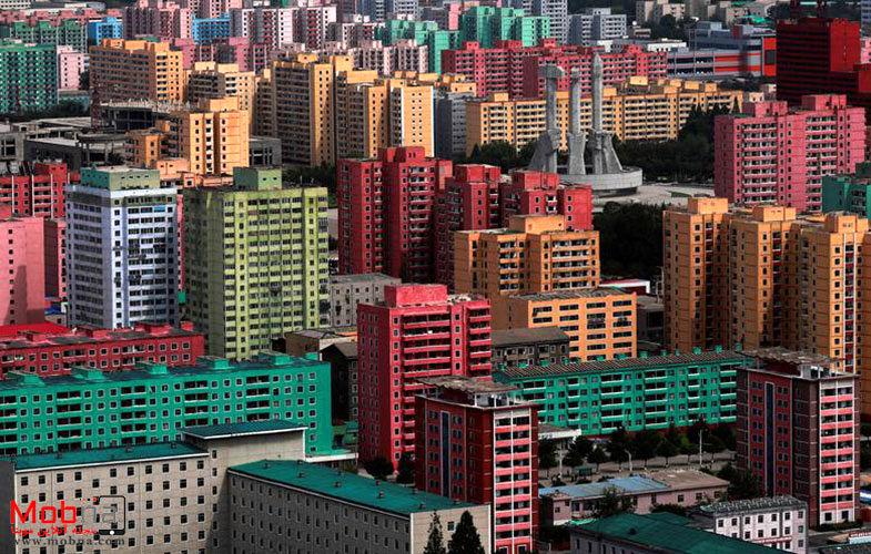 پیونگ یانگ؛ شهری با معماریهای عجیبش! (+تصاویر) - مجله آنلاین موبنا