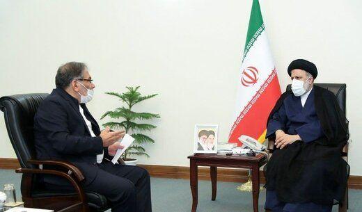 دیدار دو مقام دولتی با رئیس جمهور منتخب
