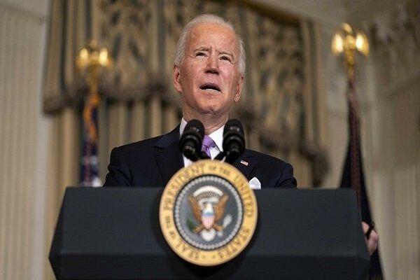گاف جدید رئیس جمهور آمریکا