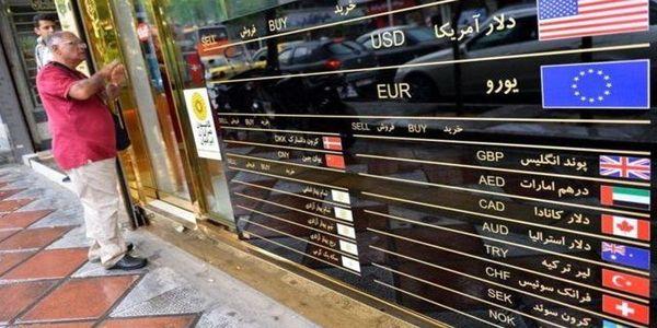 انسداد سیگنالی در قیمت دلار