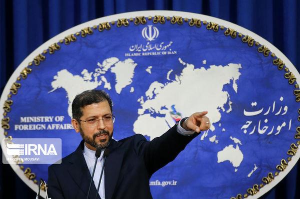 واکنش سخنگوی وزارت خارجه به اخبار جعلی برخی رسانههای آمریکا