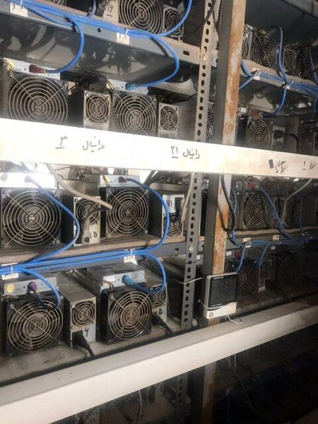 کشف 150 دستگاه استخراج بیت کوین