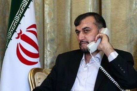 برجام؛ محور گفتگوی وزرای خارجه ایران و اتریش