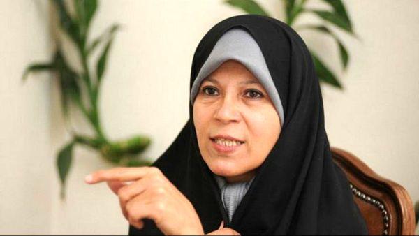 فائزه هاشمی: اصلاح طلبان مردم را ناامید کردند