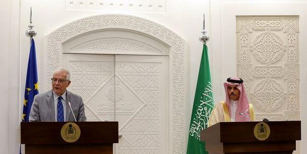 بورل رفتار دولت طالبان را « دلسرد کننده» خواند