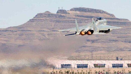 آغاز رزمایش هوایی عربستان با حضور پنج کشور عربی