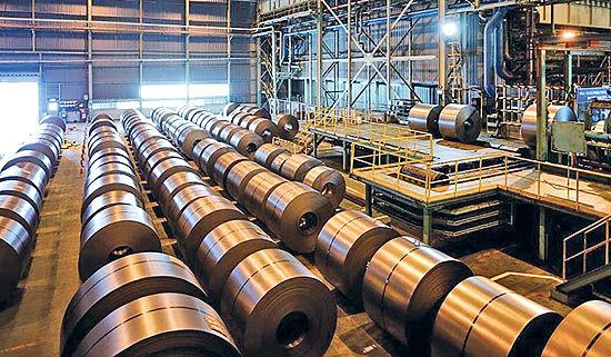 مقاومت فولاد در برابر تحریمها