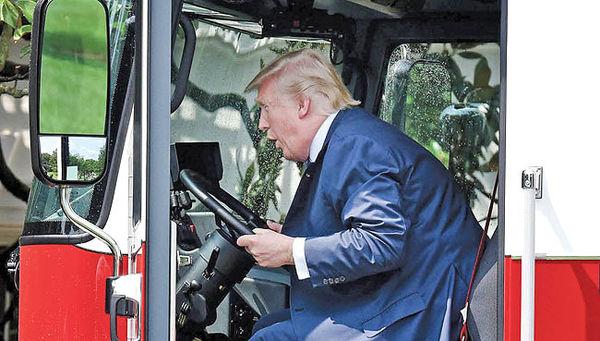 تهدید خودرویی ترامپ