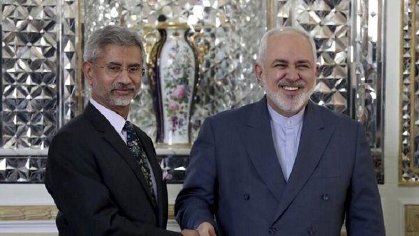تماس تلفنی ظریف با وزیر خارجه هند