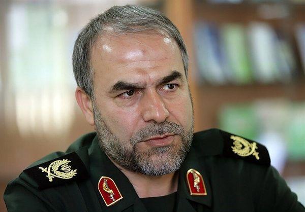 سردار جوانی: منفک کردن سعید محمد از قرارگاه خاتم به دلیل تخلفش بود
