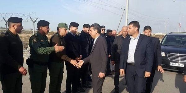 سفر غیرمنتظره هیأت امنیتی مصر به غزه