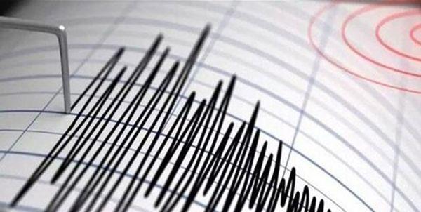 زلزله در فاروج