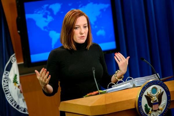 موضع کاخ سفید برای به رسمیت شناختن طالبان