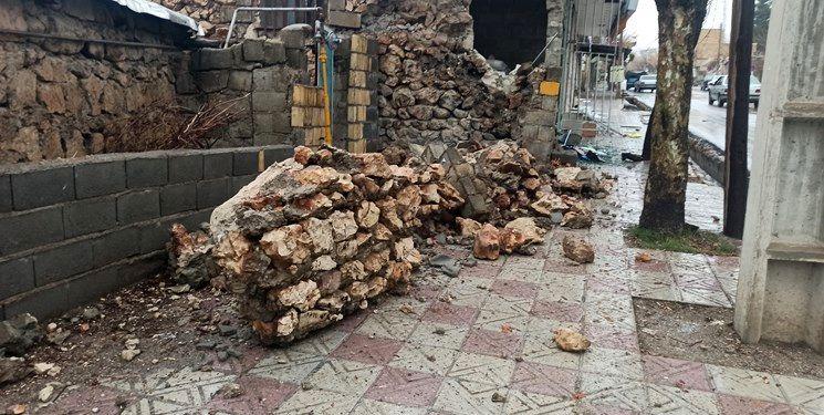 زلزله دیشب در سی سخت کهگیلویه چقدر تلفات بر جا گذاشت؟ / تصاویر