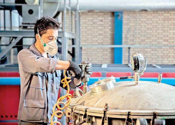 تولید 7/5هزار تن انواع کاتالیست در نفت و گاز سرو