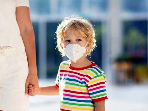 5 علامت ابتلا به کرونا در کودکان+عکس