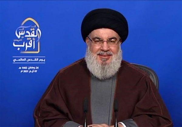سیدحسن نصرالله سه شنبه سخنرانی میکند