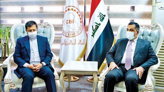 دیپلماسی ارزی در بغداد