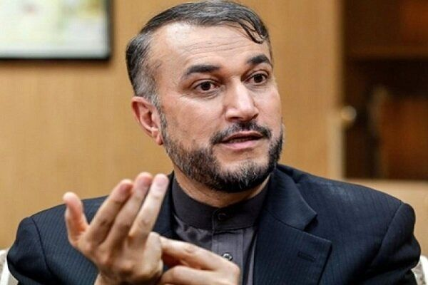 امیرعبداللهیان: عادیسازی روابط با رژیم صهیونیستی مضحک است