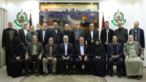 انتخاب اعضای جدید جنبش مقاومت اسلامی فلسطین