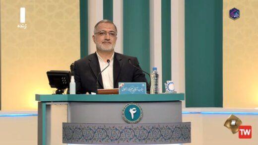 حملات پی در پی زاکانی به روحانی و دولتش